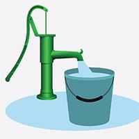 Cách xử lý nước ăn, uống và sinh hoạt sau bão lụt