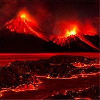 Vụ phun trào núi lửa góp phần xóa sổ 95% sự sống