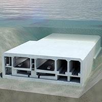 Đan Mạch xây hầm vượt biển dài nhất thế giới