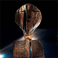 Bí ẩn trong tượng gỗ nhiều tuổi gấp đôi Kim tự tháp