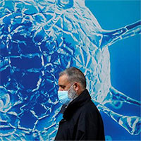 Biến thể virus corona xuất hiện ở Tây Ban Nha đã lan khắp châu Âu