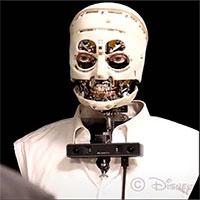 """""""Nổi da gà"""" với robot không da có ánh mắt như người"""