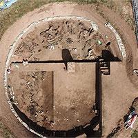 Khai quật khu phức hợp đền thờ 1.500 năm tuổi