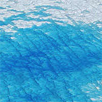 Phát hiện hồ cổ hàng triệu năm tuổi ở Greenland