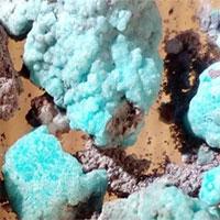 Phát hiện ra khoáng chất kỳ lạ chưa từng được biết đến trong núi lửa ở Nga