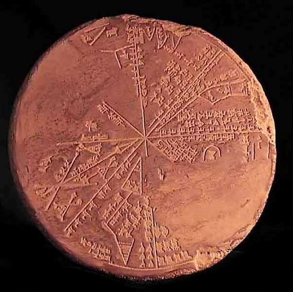 Bản đồ ghi lại quỹ đạo tiểu hành tinh khi nó lao xuống Trái đất hơn 5.000 năm trước.