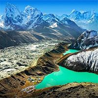 Dãy núi Himalaya hình thành như thế nào?