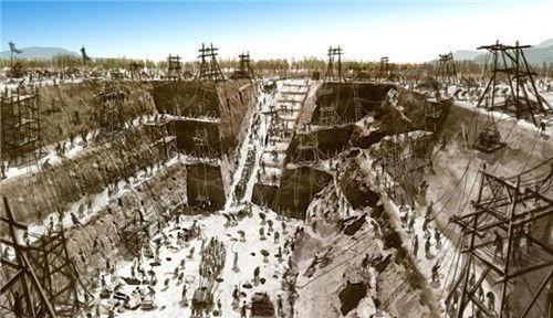 Công cuộc khai quật lăng mộ Tần Thủy Hoàng