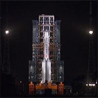 Trung Quốc phóng thành công tàu lấy mẫu vật Mặt trăng