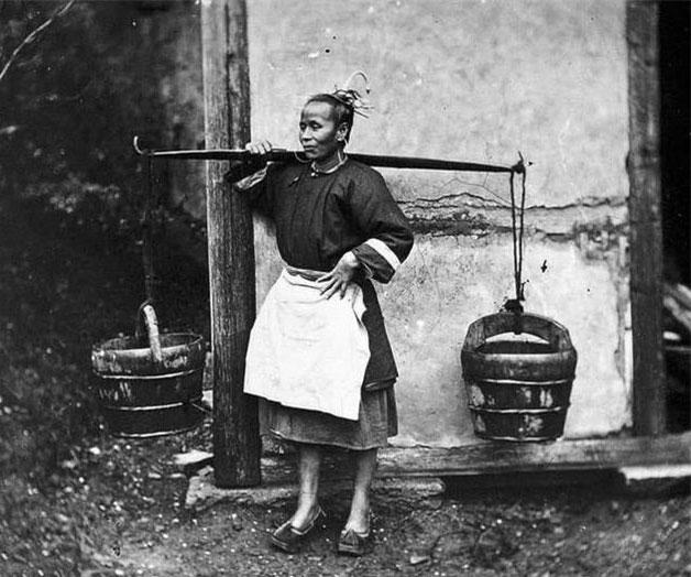 Phụ nữ Trung Quốc xưa