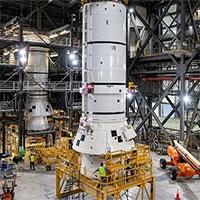 NASA bắt đầu lắp ráp tên lửa mạnh nhất hành tinh