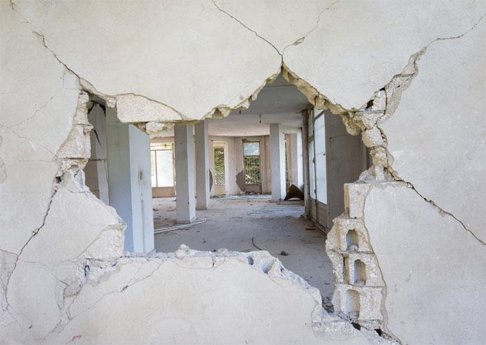 Bạn sẽ không bao giờ thấy một ngôi nhà có người ở lại trong tình trạng như thế này