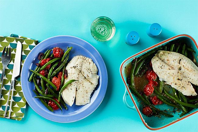 Đây là phương pháp nấu ăn nhanh chóng và sử dụng nhiệt độ thấp.