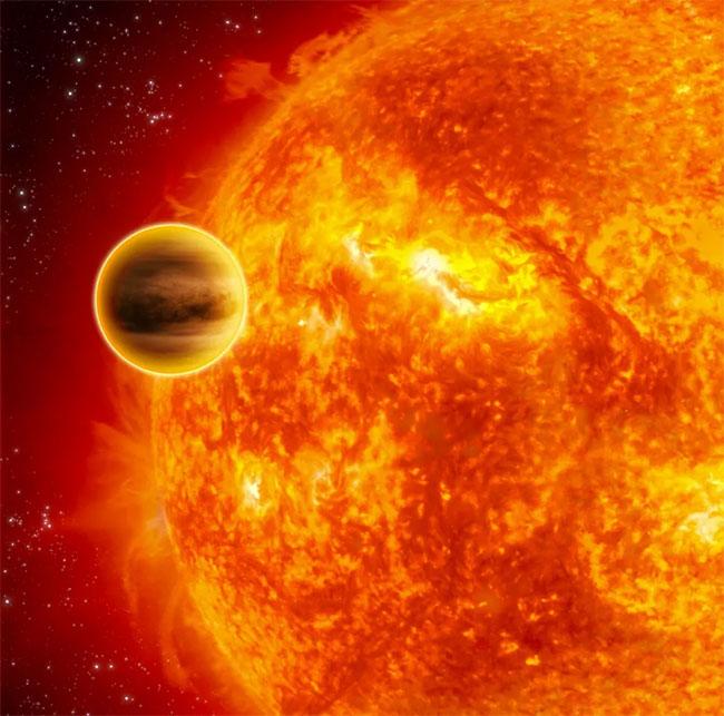 Có rất nhiều thế giới chưa được biết đến xung quanh Trái đất.