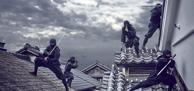Nhẫn giả cũng có thể là những kẻ đã từ bỏ danh phận samurai để thực hiện nhiệm vụ.
