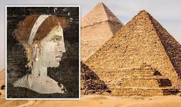 Nhiều người tin rằng, ngôi mộ nữ hoàng Cleopatra nằm cách 30 dặm bên ngoài Alexandria.