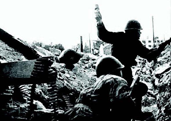 Trận Stalingrad, Liên Xô (1942-1943)