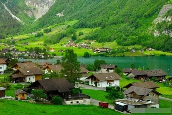 Thụy sĩ không sử dụng điều hòa để bảo vệ môi trường.