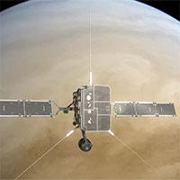 Tàu vũ trụ sắp bay tới cách sao Kim 7.500km
