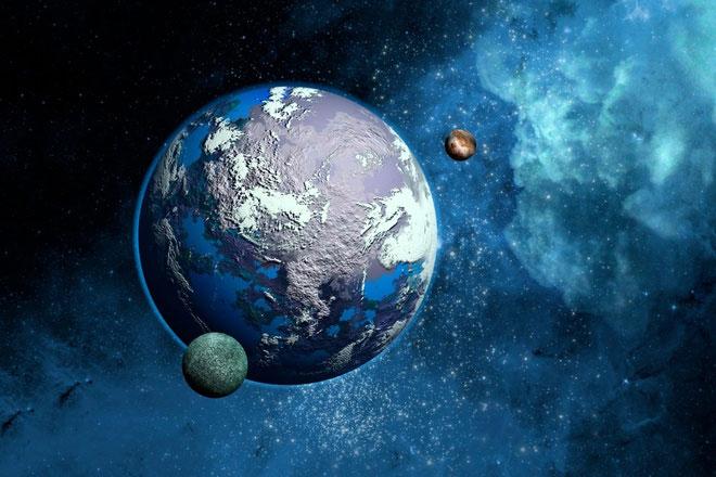 Chưa một nghiên cứu nào tìm ra người đặt tên cho Trái đất.