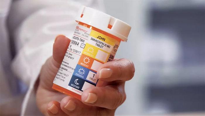 Mỗi loại thuốc đều có một danh sách các tác dụng phụ thường gặp