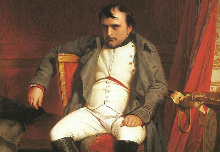 Những năm cuối đời, Napoleon phải chịu nhiều đau đớn về thể xác.