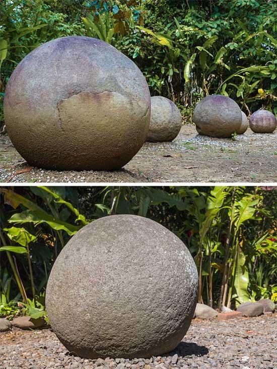 Lý do tồn tại thực sự của những tảng đá này vẫn là điều bí ẩn.