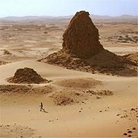Vương quốc cổ bị lãng quên trên sa mạc Sudan