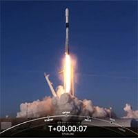 SpaceX triển khai sứ mệnh Starlink đầu tiên năm 2021