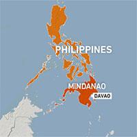Động đất mạnh 7 độ làm rung chuyển miền Nam Philippines