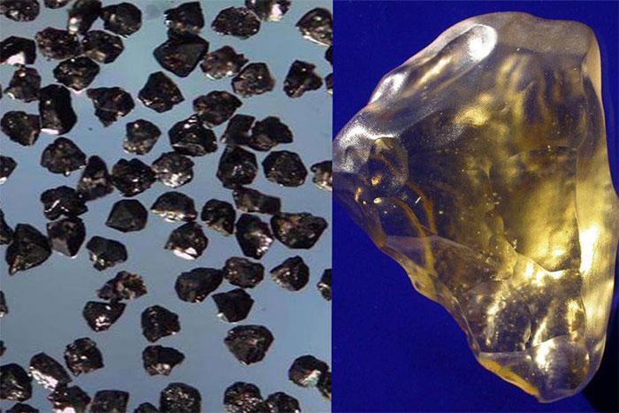 Wurtzite boron nitride (w-BN) và Lonsdaleite - Vật liệu cứng hơn kim cương