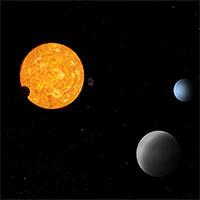 """Phát hiện hệ sáu hành tinh kỳ lạ có quỹ đạo """"bị khóa"""""""