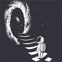 Nghiên cứu mới mô tả cách phát hiện hố giun - Cánh cổng cho phép ta du hành tới những vùng không gian khác