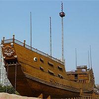 Huyền thoại tàu châu báu Trịnh Hòa