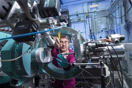 Trung tâm Máy gia tốc Canada là nơi giúp Lessard và cộng sự thực hiện nghiên cứu.