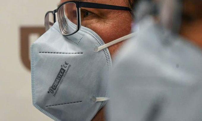 Khẩu trang diệt virus mới của BioSerenity đã được chứng nhận CE.