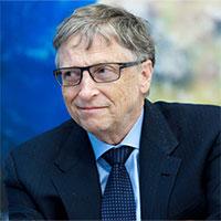 Bill Gates ở lại cứu Trái đất và cung cấp vắc-xin chứ không muốn lên sao Hỏa như Elon Musk