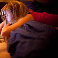 Điều gì sẽ xảy ra khi bạn nằm trên giường làm việc trong suốt 1 năm?
