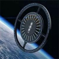 Trạm vũ trụ hình bánh xe có thể chứa 400 người