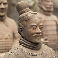 Đội quân đất nung của Tần Thủy Hoàng đều sở hữu đôi mắt một mí: Bí ẩn phía sau là gì?