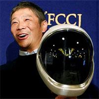Tỷ phú Nhật Bản chi tiền cho 8 người cùng bay lên Mặt trăng