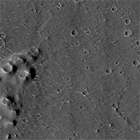 Trung Quốc công bố những bức ảnh độ phân giải cao về sao Hỏa