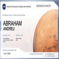 """Chương trình """"gửi tên lên sao Hỏa"""" của NASA đã trở lại"""