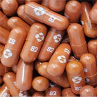 Hãng Merck công bố loại thuốc uống trị Covid-19