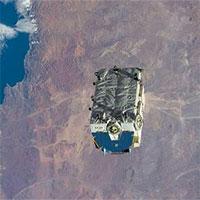ISS vứt khối rác vũ trụ nặng nhất từ trước đến nay