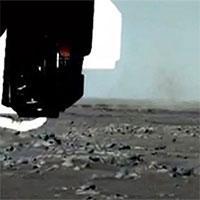 Robot NASA lần đầu chạm trán lốc cát trên sao Hỏa