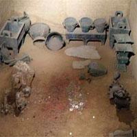 Khai quật lăng mộ nữ tướng đầu tiên ở Trung Hoa, sửng sốt với điều hiện ra trước mắt