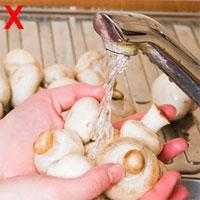 Ăn nấm có nên rửa không?