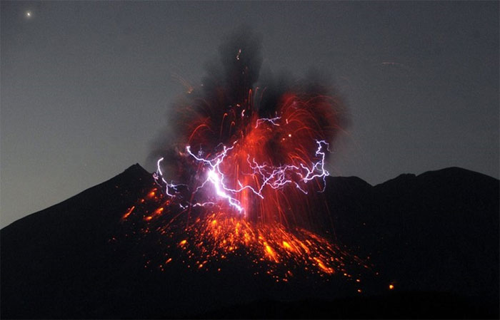 Dung nham phun trào
