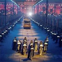 """Choáng ngợp """"diễu hành"""" xác ướp 3.000 tuổi của hoàng gia Ai Cập"""